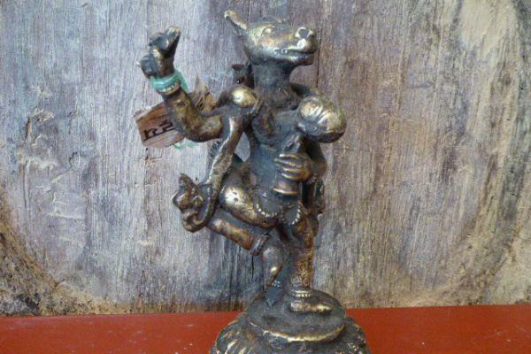 Yab Yum - Kultfigur aus Nepal