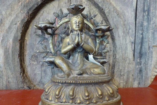 Königin - verlorene Form aus Nepal