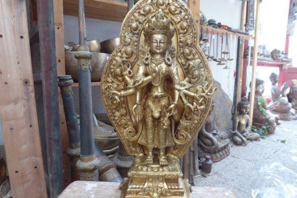 378 Chenresi - Asiatica Foth Freiburg
